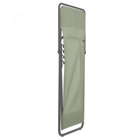 Lafuma Mobilier Maxi Transat Bain de soleil avec Cannage Phifertex, moss